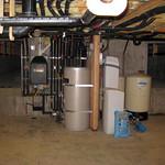 utilities in basement
